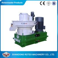 China Best Factory Supplier Wood Pellet Making Machine 2-3ton/h Capacity in Chile wholesale