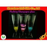 China Personalized Barware Gifts-Bar Decorative Lighted LED Glow Champagne Glass wholesale