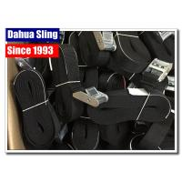 China 25mm 680KGS Cam Buckle Straps Lashing Tie Downs 1 Inch Wear Resistance wholesale