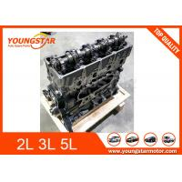 China Engine Long Block For TOYOTA Hilux Dyna Hiace 2L  3L  5L  Casting Iron Material wholesale