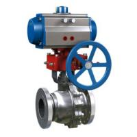 China OEM Industrial Control Valves Flange connection RF FF simple Structure wholesale