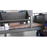 China Maximal 144 Layers Dough Laminator Machine Custom Tailor With 304 Stainless Steel wholesale