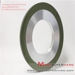 China Surface coating hot spraying resin bond diamond grinding wheel Alisa@moresuperhard.com wholesale