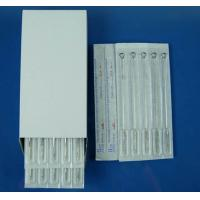 China Sterilized Precision Tattoo Needles on sale