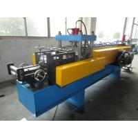 Quality 15 stations Ceiling Roll Forming Machine , C Channel Roll Forming Machine With Servo Motor for sale