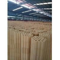 Buy cheap High Temperature Resistance Silica Refractory Bricks Varius Shapes Light Yellow from wholesalers