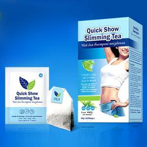 China Quick Show Slimming Tea, Herbal Weight Loss Formula 045 wholesale