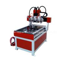 China Small 4 Spindles 600*900mm Wood CNC Carving Machine wholesale