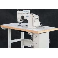 China Heavy Duty Thick Thread Ornamental Stitching Machine for Decorative on Upholstery Leather and Fabric FX-204-106D wholesale