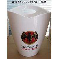 China ABS ice bucket wholesale
