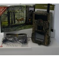 China Email / GPRS / GSM Game Camera , Action Infrared Hunting Camera SMS Inversion Control wholesale