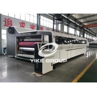 China YKHD-1224 High Defination Flexo Printer Slotter Rotary Die Cutter Machine wholesale