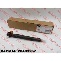 Buy cheap DELPHI Common rail injector 28264952, 28489562 for GM, CHEVROLET Captiva 2.0D 25183185, 25195088 from wholesalers