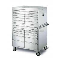 China 41'' 11 Drawers Stainless Steel Tool Cabinet (4111A) on sale