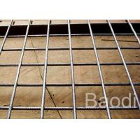 China Welded Steel Wire Mesh For Concrete Reinforcement , Concrete Wire Panels For Building Floor wholesale