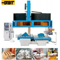 China Aluminum Moving Table CNC Router Five Axis Machining Centers OEM on sale