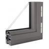 Buy cheap T4 T6 Thermal Break Aluminum Profile , T5 Aluminium Hollow Profile from wholesalers