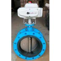 Electric Flanged Butterfly Valves DN450 With Motor 230V 50Hz