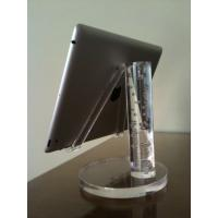 China Transparent Ipad Acrylic Display Holders Stands With Custom Logo wholesale