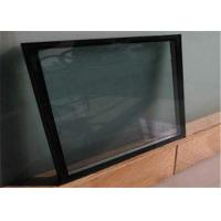 China Fine Polished Edge Low E Glass Size / Thickness Customized For Curtain Wall wholesale