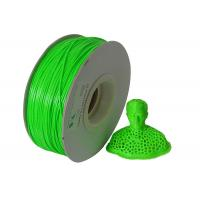 Quality Green color 3d printer filaments ABS 3.0mm 1kg Printing Filament-Normal color Seires Consumables Material for sale