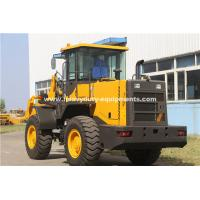 China 3T Small Front Loader With 1.8m³ Bucket Capaity Can Be Optional As Deuta Or Weichai Engine wholesale