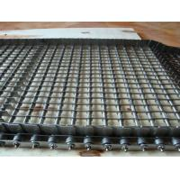 China Industry Driving Type Metal Mesh Conveyor BeltSpiral 35 * 50mm For Furnace ISO9001 wholesale