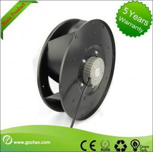 China similar EC Motor Fan , Centrifugal Blower Fan With Brushless DC Electric Motor wholesale