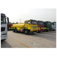 China SINOTRUK HOWO OIL TANK TRUCK 290HP 30CBM in best price with warranty wholesale