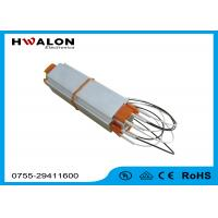 China Popular PTC Water Heater Electric Heating Element Excellent Insulating Property wholesale
