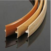 China PVC Profile / PVC Edge banding for furniture accessories wholesale