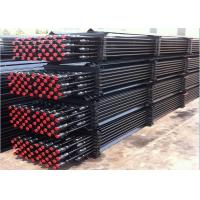 China High Strength Oilfield Sucker Rods With Rod Coupling Customized Length wholesale