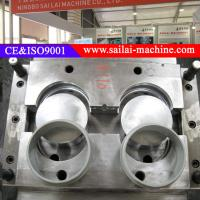 China P20 Plastic Injection Mold Making / Plastic Pipe Fitting Mould Long Service Life wholesale