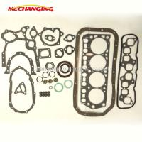 China 4Y For TOYOTA HILUX II PICKUP Engine Parts Overhaul Package Auto Parts Full Set Engine Gasket Free Shipping 04111-73046 on sale