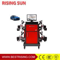 Buy cheap Car tire repair equipment auto alignment for workshop from wholesalers