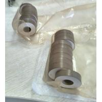China 12x6x3Mm Piezo Electric Ceramic Disc For Making Transducer Or Beauty Equipment wholesale