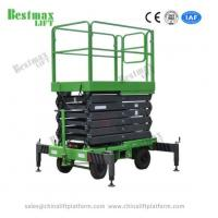 China 500Kg 8 Meters Hydraulic Lift with Extension Platform for Work Shop wholesale