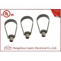 China Stainless Steel Pipe Hangers Swivel Ring Hanger 1/2 Inch / 3 Inch / 6 Inch on sale