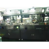 China Plastic Industry Multi Color Automatic Screen Printer With Air Dryer System wholesale