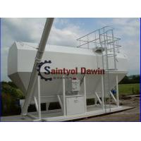 Buy cheap Horizontal Cement Silo with Slot Screw Conveyor on Sale from wholesalers