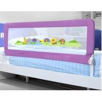 China Folding Portable Toddler Bed Rail , Adjustable Side Bed Rails wholesale