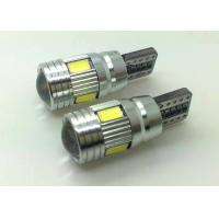 China Custom White Bright Lens Car LED Bulbs , LED Replacement Bulbs For Cars wholesale
