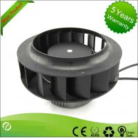 China 80 Watt EC Centrifugal Fans With Backward Curved Blades Fresh Air System wholesale