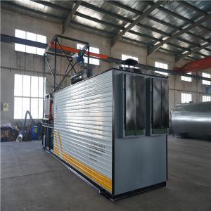 China Automatic Bitumen Drum Decanter , Box Structure Asphalt Road Construction Machinery wholesale