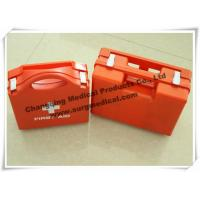 China Empty Plastic First Aid Boxes Damp Dust Proof High Impact Resistance wholesale
