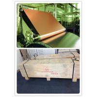 China Electrolytic Copper foil rolls with thickness 35 micron  for copper clad laminates/CCL wholesale