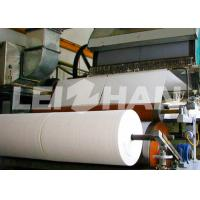 China Facial Tissue Paper Machine , Quick Toilet Roll Manufacturing Machine on sale