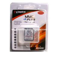 Buy cheap MultiMedia (MMC) Cards with Kingston Brand from wholesalers
