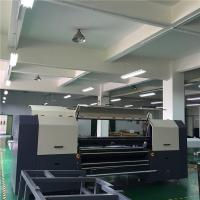 China 3.2 Meter Automatic Digital Textile Printer For Bedding / Curtain / Home Textile on sale