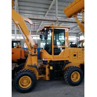 China 2 Tons Mini Wheel Loader wholesale